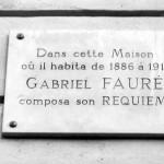 Plat - Fauré