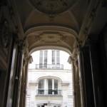 approche à l'appartement de Bizet