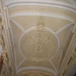 plafond d'entrée - Bizet