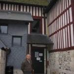 entrée - Musee Erik Satie